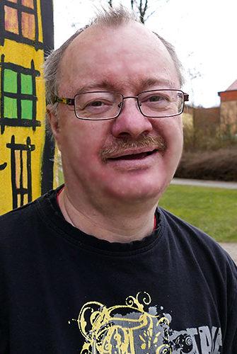 Frank Rimi – Frank Rimi ist Erster Vorsitzender des Werkstattrats