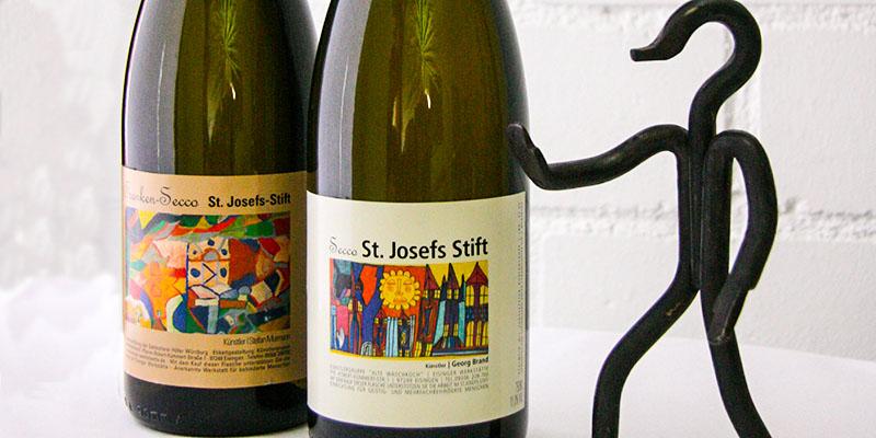 #421 (kein Titel) – Wir verkaufen exklusive Weine und Secco aus der Region