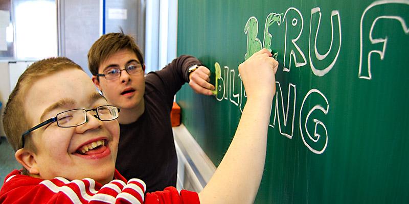 #384 (kein Titel) – Der Berufsbildungsbereich ist eine Qualifizierungsmaßnahme für neu aufgenommene Beschäftigte.